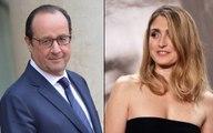 Première apparition de Julie Gayet avec François Hollande - ZAPPING ACTU DU 18/06/2015