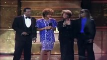 """That's What Friends Are For""  Dionne Warwick, Stevie Wonder, Whitney Houston, Luther Vandross"
