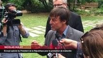 Nicolas Hulot : Le pape François invite les chrétiens à prendre au sérieux l'écologie intégrale