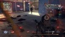 CoD: MW2 Gameplay - Domination on Scrapyard (Nuke) - Tar-21 w/ Commentary