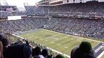 Live Fan Reaction Seahawks Packers 2015 NFC Championship Winning TD
