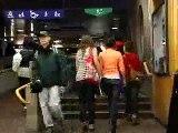 Flashmob UQÀM «Die In» métro Berri-UQÀM 2009-04-06