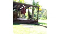 INSTABLAST! - INSANE HUBBA ATTEMPT!! SWITCH INWARD HEEL TAILSLIDE 360 HEELFLIP OUT?! HUGE Fs Flip!
