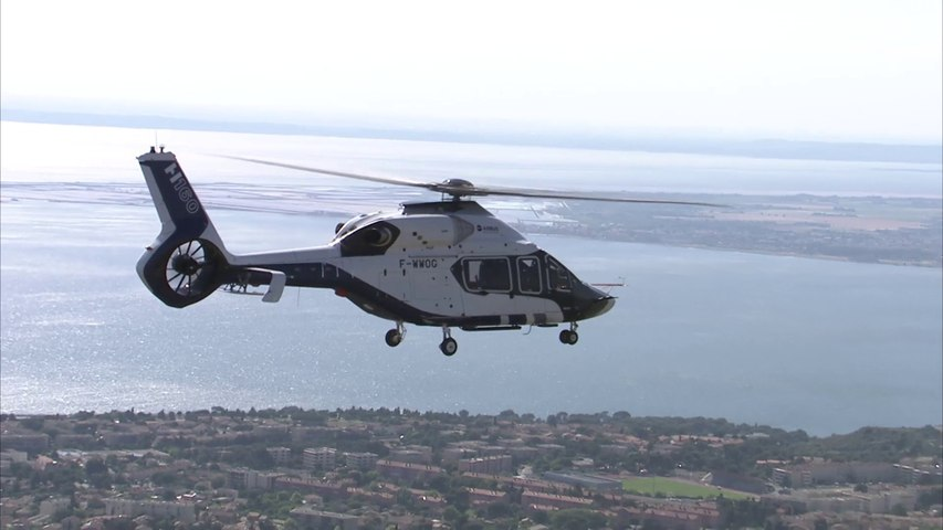 H160 Flight Test campaign launched