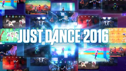 Just Dance 2016: Hot New Tracks! [Europe]