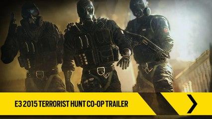 Tom Clancy's Rainbow Six Siege Official – E3 2015 Terrorist Hunt Co-Op Trailer [Europe]