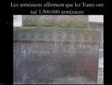 """Vérité sur ce que les arméniens appellent """"Génocide Arménien"""""""