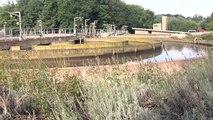 Le traitement des eaux usées à la station d'épuration de Maurepas