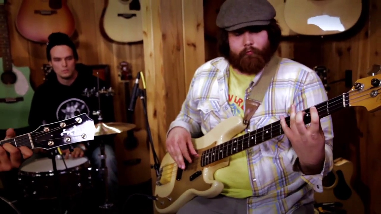 "Alabama Shakes ""Hold On"" At: Guitar Center"