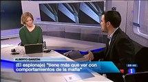 Entrevista a Alberto Garzón en los Desayunos de TVE (19.02.2013)