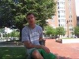Valdas pasakoja apie studijas Bostono Universitete (1 dalis)