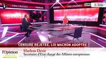 """TextO' : Manuel Valls : """"L'opposition est incapable de proposer une alternative"""""""