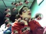 me playing wif my web  cam lol