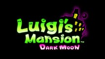 Gloomy Manor   Luigi's Mansion  Dark Moon Music Extended HD