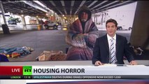 Housing Horror: US low-income families face eviction from govt-subsidized bldgs