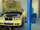 BMW M3 e36 3.2L DYNO 306cv