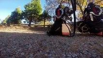 Powered Paragliding The Sacramento River - Incredible XC Paramotor Adventure!