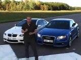 E92 M3 vs Audi RS4