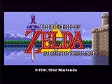 Zelda A Link To The Past - Intro