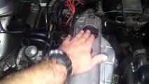Calibración de válvulas de un motor Hino FF a diesel - video