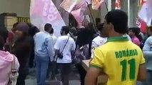 ROMARIO ELEGIDO DIPUTADO FEDERAL, Y BEBETO DIPUTADO REGIONAL EN BRASIL