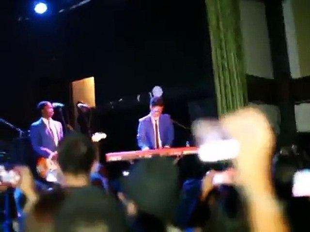 Bruno Mars - I Think I Wanna Marry You (Live from Bowery Ballroom)