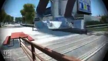 Skate 3 Demo Montage Silly , Funny , Bails ,Glitches ,Nice tricks , And Other Funny Stuff