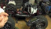 Losi Dyamite .31 Gas Engine Pre Break In, Break In, and Tuning