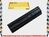 HP Compaq Presario CQ62-210US Laptop Battery - Premium Bavvo? 9-cell Li-ion Battery