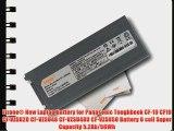 Lizone? New Laptop Battery for Panasonic Toughbook CF-19 CF19 Cf-VZSU28 CF-VZSU48 CF-VZSU48U