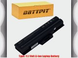 Battpit? Laptop / Notebook Battery Replacement for Sony VAIO VGN-FW230J/H (No additional firmware