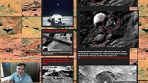 Alien Face Found On Moon In NASA Photo With Astronaut, June 18, 2015, UFO Sightings Daily.