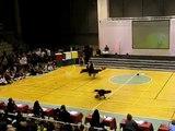 Break dance predstavitev skupin Go Breakers - Državno prvenstvo 2010 Slovenija