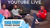 Youtube's Focus on Gaming - Kinda Funny Stage Show E3 2015