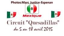 """Mexique 2015. Part 01. De Mexico city au site """"maya"""" de Teotihuacan (Voir en qualité HD 1080)"""
