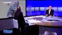 """Nédim Gürsel : """"je suis censuré dans mon pays"""""""