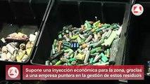 Recyberica, una innovadora planta de reciclaje de residuos electrónicos