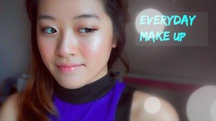 [SUMMER] 每日清爽妝容Daily make up