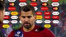 Copa América - Tomás Rincón: ''La expulsión de Amorebieta marcó el partido''
