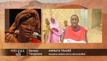 Aminata Traoré commente l'intervention française au Mali