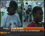 Visión Siete: Cólera en Haití