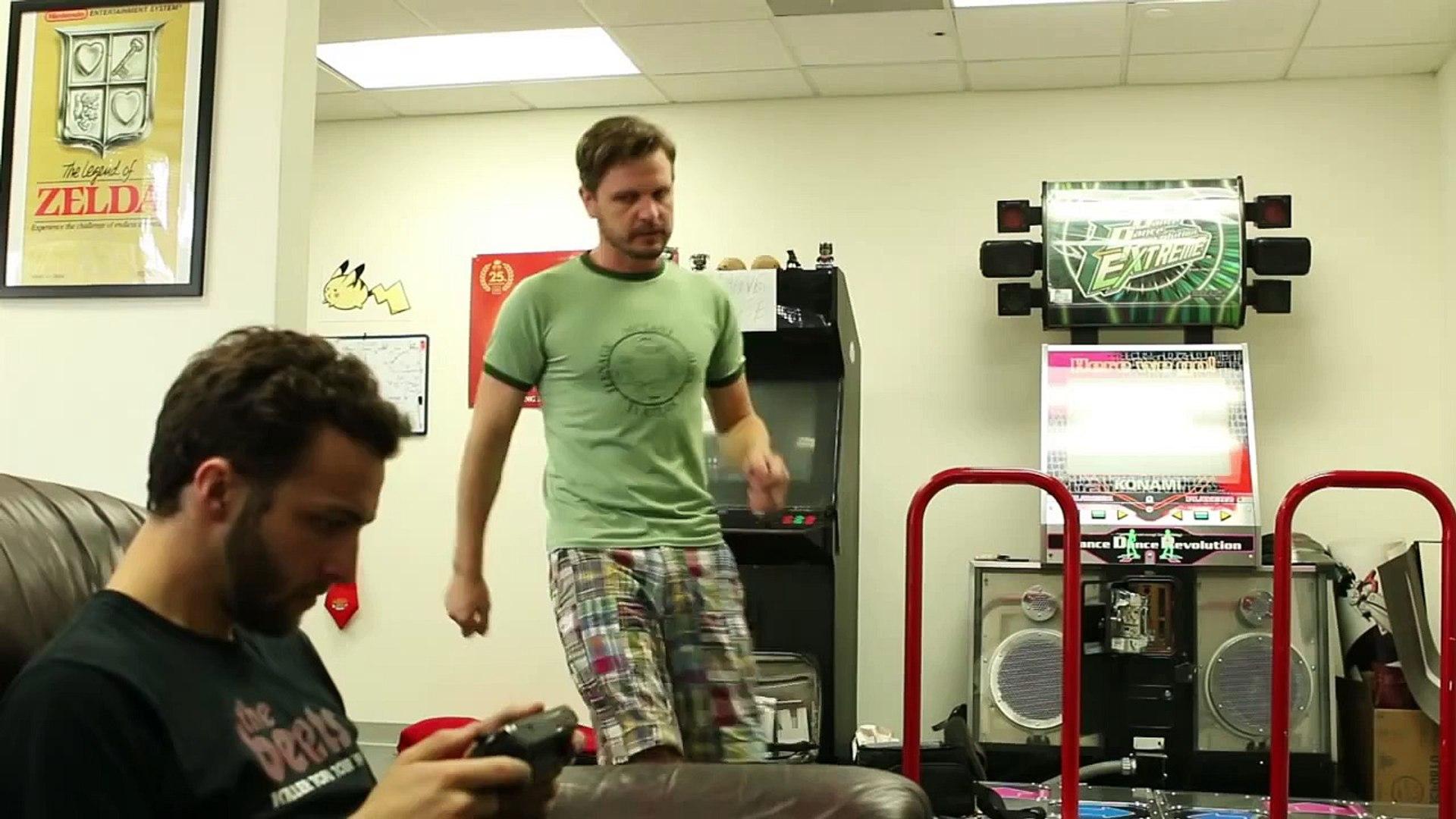 Mario Kart 8 Ruins Lives - Super Scope Shorts - Ft.