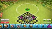 Diseño de aldea ayuntamiento 6 (Antifarming) -TH6 Farming Base -Clash of clans #60