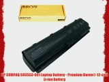 HP COMPAQ 593553-001 Laptop Battery - Premium Bavvo? 12-cell Li-ion Battery