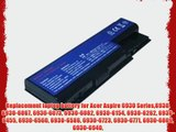 Replacement laptop battery for Acer Aspire 6930 Series6930 6930-6067 6930-6073 6930-6082 6930-6154