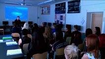 Ogres TV: Ogres tehnikumā kvalifikācijas darbu aizstāvēšana