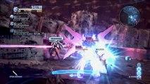 Final DLC: Gundam Double X / Gameplay - Gundam Breaker 2