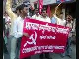 PROTEST MORCHA against the JAITAPUR NUCLEAR POWER PLANT MUMBAI
