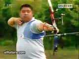 Atirador de tiro com arco