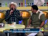 Sérgio Reis afirma e confirma a existência de discos voadores.